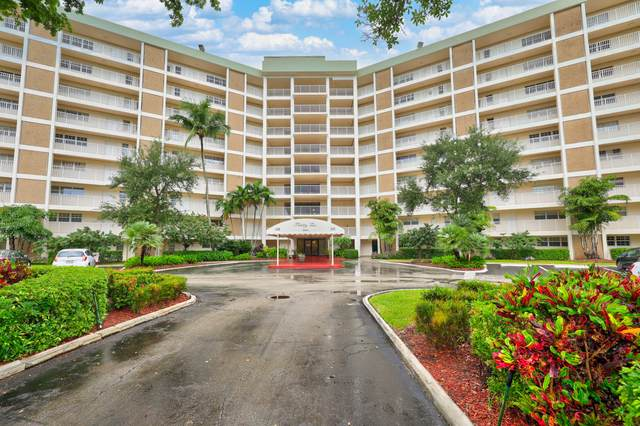 3010 N Course Drive #206, Pompano Beach, FL 33069 (MLS #RX-10748840) :: Berkshire Hathaway HomeServices EWM Realty