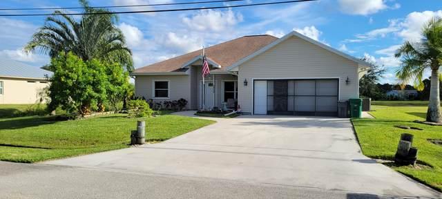 5904 NW Favian Avenue, Port Saint Lucie, FL 34986 (#RX-10748853) :: Dalton Wade