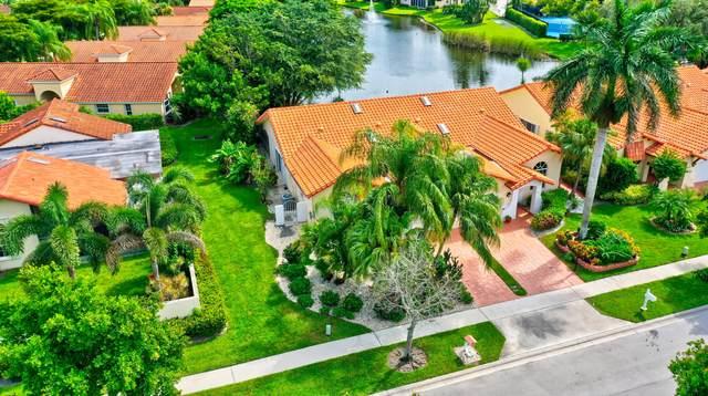 5201 Casa Real Drive, Delray Beach, FL 33484 (#RX-10748895) :: Michael Kaufman Real Estate