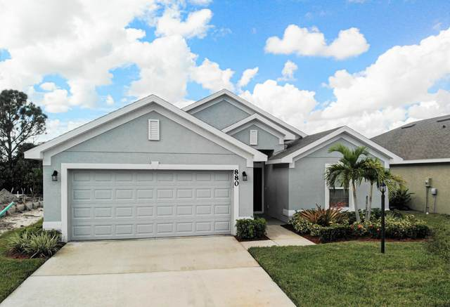 880 NE Whistling Duck Way, Port Saint Lucie, FL 34983 (#RX-10748902) :: Posh Properties