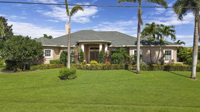3451 SW Catskill Drive, Port Saint Lucie, FL 34953 (#RX-10749056) :: Baron Real Estate