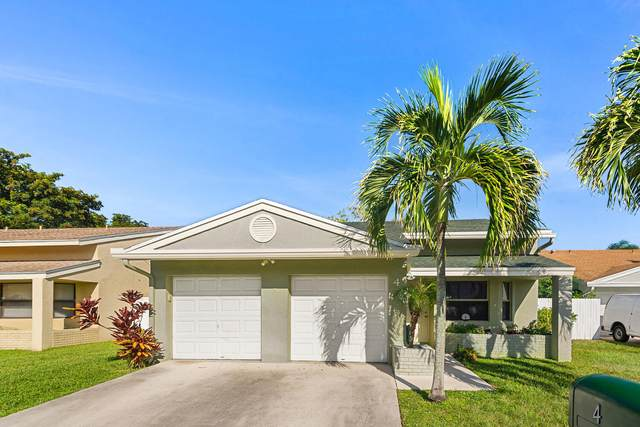 4 Kyle Way, Boynton Beach, FL 33426 (#RX-10749128) :: Baron Real Estate