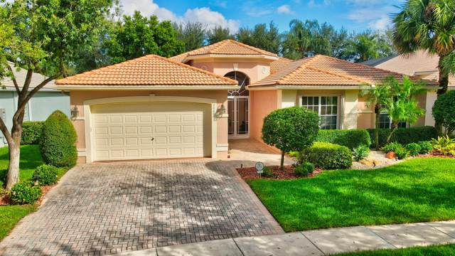 7060 Francisco Bend Drive, Delray Beach, FL 33446 (#RX-10749136) :: Baron Real Estate