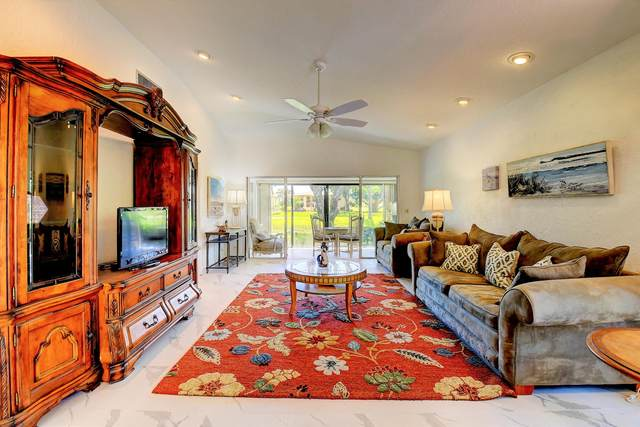 13414 Sabal Palm Court B, Delray Beach, FL 33484 (#RX-10749175) :: Heather Towe | Keller Williams Jupiter
