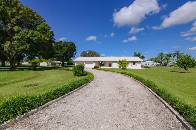 3857 SW 11th Avenue, Okeechobee, FL 34974 (#RX-10749376) :: Michael Kaufman Real Estate