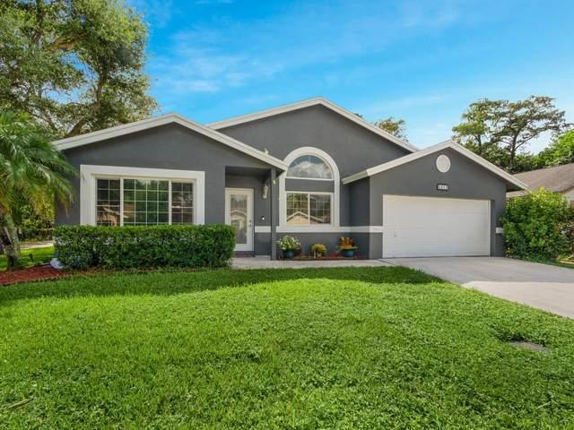 3612 NW 59th Street, Coconut Creek, FL 33073 (#RX-10749402) :: Posh Properties