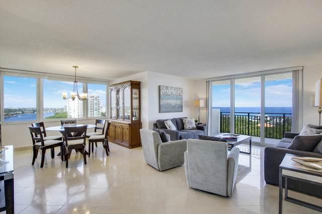 3912 S Ocean 1205 Boulevard #1205, Highland Beach, FL 33487 (#RX-10749432) :: IvaniaHomes | Keller Williams Reserve Palm Beach