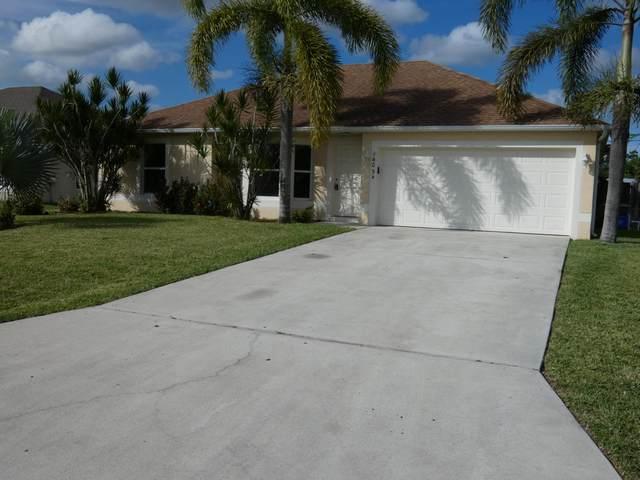 4034 SW Cheribon Street, Port Saint Lucie, FL 34953 (#RX-10749473) :: Posh Properties