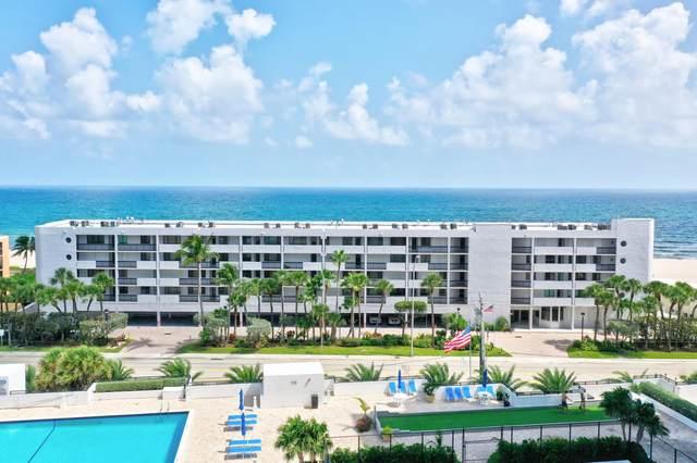 510 N Ocean Boulevard #410, Pompano Beach, FL 33062 (#RX-10749482) :: IvaniaHomes | Keller Williams Reserve Palm Beach