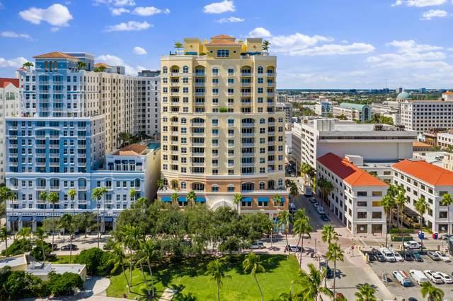 201 S Narcissus 501 Avenue #501, West Palm Beach, FL 33401 (#RX-10749526) :: Heather Towe   Keller Williams Jupiter