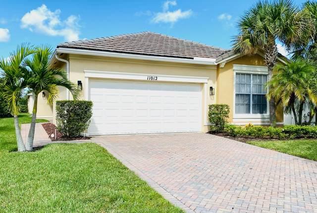 11012 SW Dunhill Court, Port Saint Lucie, FL 34987 (MLS #RX-10749594) :: Castelli Real Estate Services