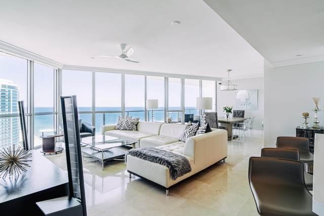 3101 S Ocean Drive Ph-05, Hollywood, FL 33019 (#RX-10749733) :: IvaniaHomes | Keller Williams Reserve Palm Beach