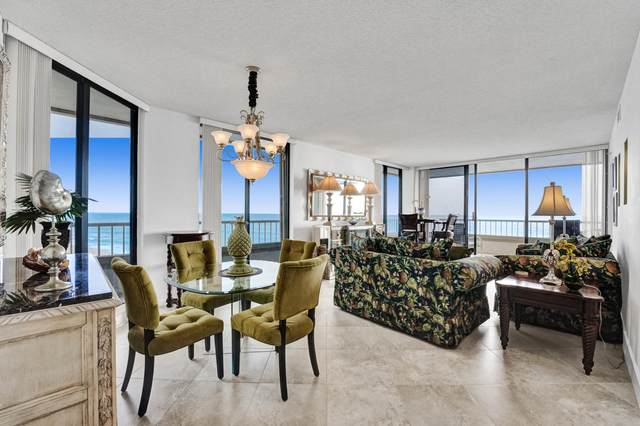 5250 N Ocean 6N Drive 6-N, Singer Island, FL 33404 (#RX-10749778) :: IvaniaHomes | Keller Williams Reserve Palm Beach