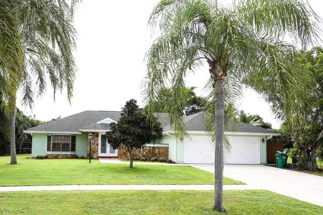 2642 SE Gowin Drive, Port Saint Lucie, FL 34952 (#RX-10749796) :: Baron Real Estate