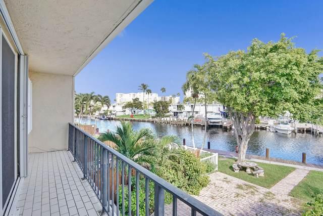820 NE 25th Avenue #67, Hallandale Beach, FL 33009 (#RX-10749822) :: Baron Real Estate