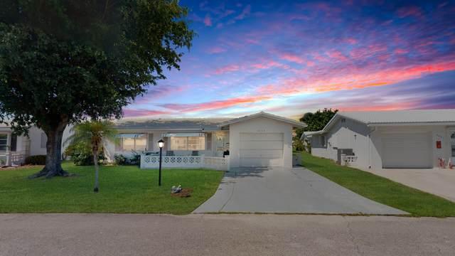 2003 SW 17th Street, Boynton Beach, FL 33426 (#RX-10749852) :: Posh Properties