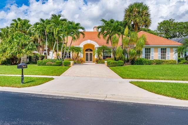 7048 Montrico Drive, Boca Raton, FL 33433 (#RX-10749879) :: Posh Properties