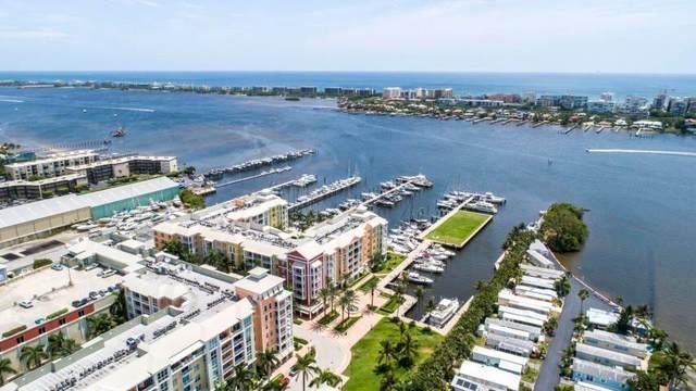 804 E Windward Way #311, Lantana, FL 33462 (#RX-10749912) :: Posh Properties