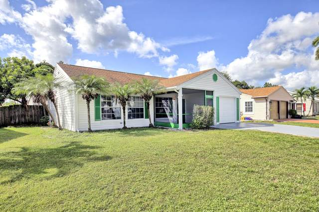 7823 Blairwood Circle N, Lake Worth, FL 33467 (#RX-10749933) :: Posh Properties