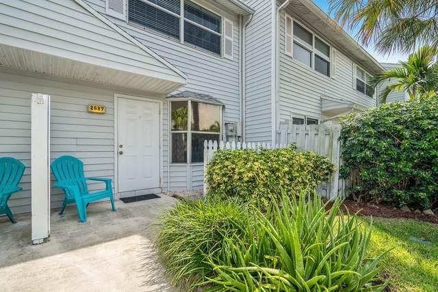 2687 NE 15th Street, Pompano Beach, FL 33062 (#RX-10749934) :: Michael Kaufman Real Estate