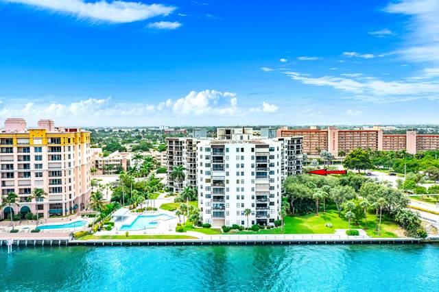 2900 NE 14th Street Causeway #201, Pompano Beach, FL 33062 (#RX-10749966) :: IvaniaHomes | Keller Williams Reserve Palm Beach