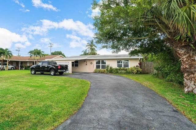 374 Garden Boulevard, Palm Beach Gardens, FL 33410 (MLS #RX-10750054) :: Castelli Real Estate Services