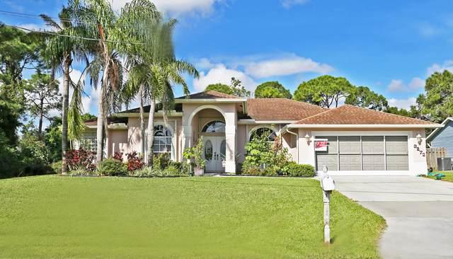 3272 SW Collings Drive, Port Saint Lucie, FL 34953 (#RX-10750097) :: Posh Properties