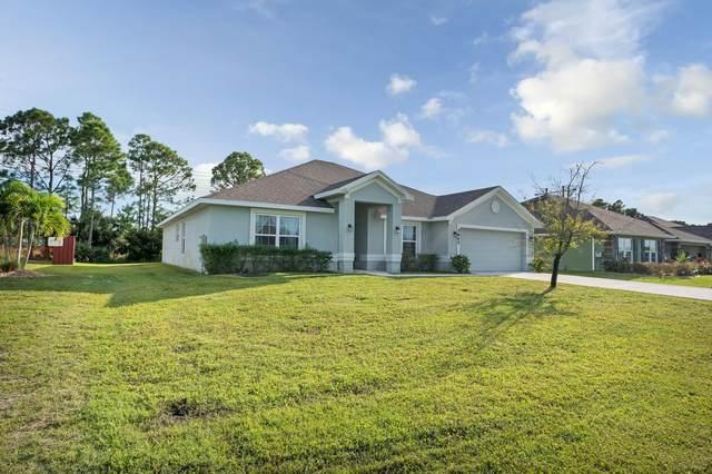 5865 NW Leah Drive, Port Saint Lucie, FL 34986 (MLS #RX-10750203) :: Castelli Real Estate Services