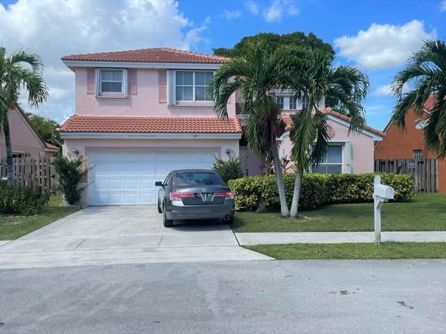 6727 Saltaire Terrace, Margate, FL 33063 (#RX-10750228) :: IvaniaHomes | Keller Williams Reserve Palm Beach