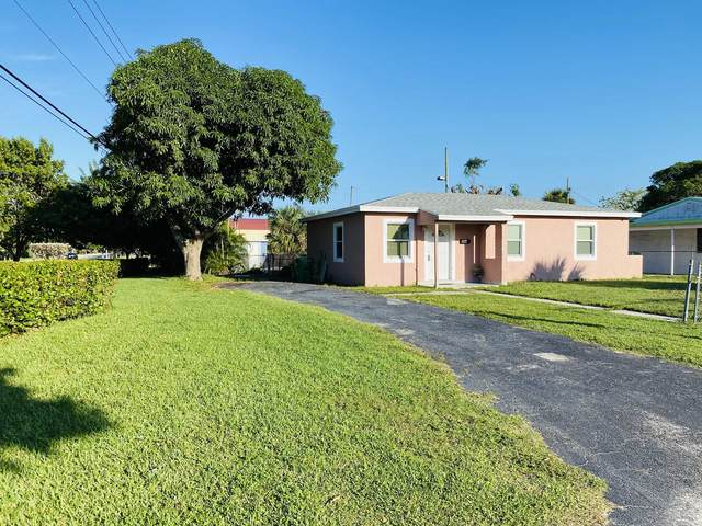 1156 Avenue G Avenue, West Palm Beach, FL 33404 (#RX-10750340) :: Baron Real Estate