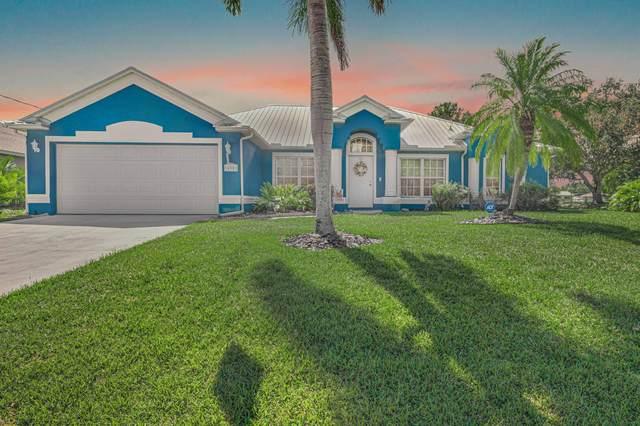 498 SW College Park Road, Port Saint Lucie, FL 34953 (#RX-10750552) :: Posh Properties