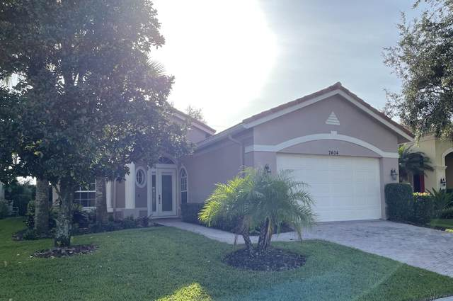 7404 Bob O Link Way, Port Saint Lucie, FL 34986 (#RX-10750640) :: Heather Towe | Keller Williams Jupiter