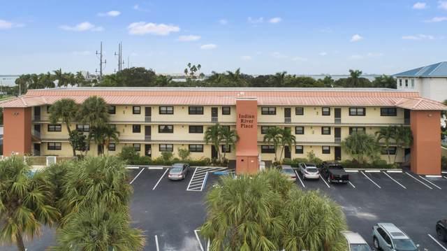 701 N Indian River Drive #307, Fort Pierce, FL 34950 (#RX-10750703) :: IvaniaHomes | Keller Williams Reserve Palm Beach