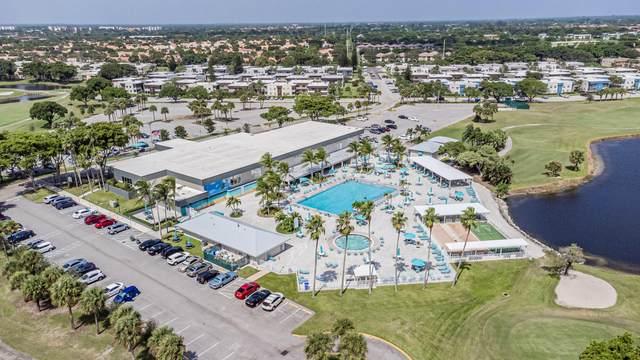 843 Flanders R #843, Delray Beach, FL 33484 (MLS #RX-10750859) :: The Teri Arbogast Team at Keller Williams Partners SW