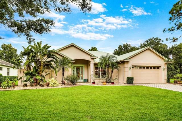 767 SW Whisper Ridge Trail, Palm City, FL 34990 (#RX-10750862) :: Michael Kaufman Real Estate