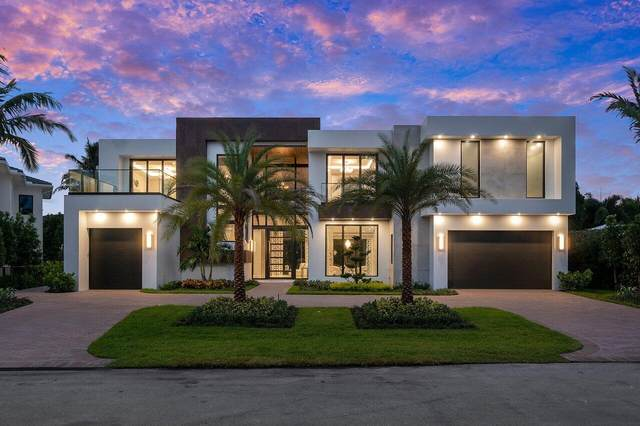 2391 Areca Palm Road, Boca Raton, FL 33432 (MLS #RX-10750875) :: Castelli Real Estate Services