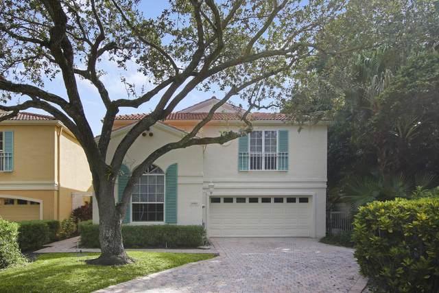 1 Via Verona, Palm Beach Gardens, FL 33418 (MLS #RX-10750905) :: Castelli Real Estate Services