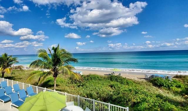 4750 S Ocean Boulevard S #210, Highland Beach, FL 33487 (#RX-10750926) :: Posh Properties