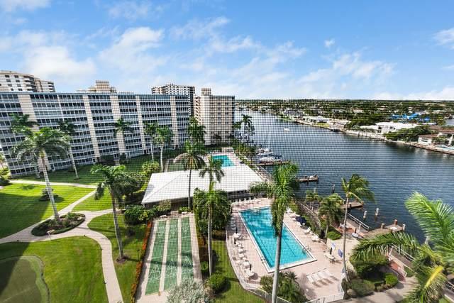 3212 S Ocean Boulevard 1005-A, Highland Beach, FL 33487 (#RX-10750931) :: Posh Properties