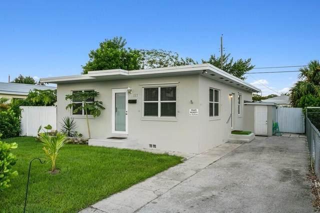 157 E 25th Street, Riviera Beach, FL 33404 (#RX-10750941) :: Heather Towe | Keller Williams Jupiter