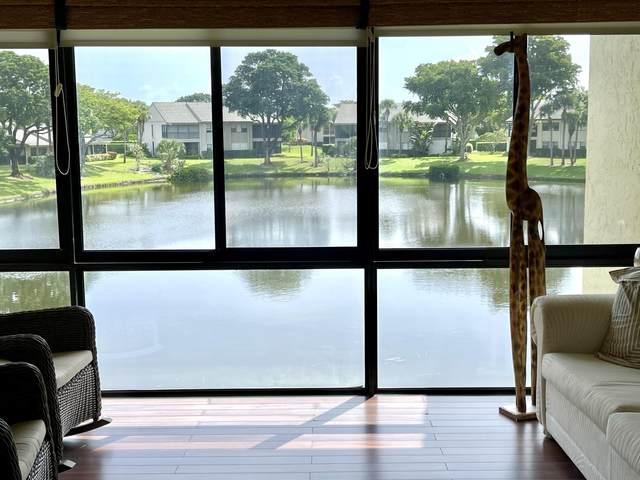 36 Eastgate Drive D, Boynton Beach, FL 33436 (#RX-10750956) :: IvaniaHomes   Keller Williams Reserve Palm Beach
