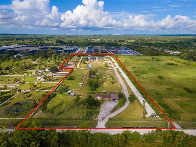 2667 E Road, Loxahatchee Groves, FL 33470 (#RX-10751041) :: IvaniaHomes | Keller Williams Reserve Palm Beach