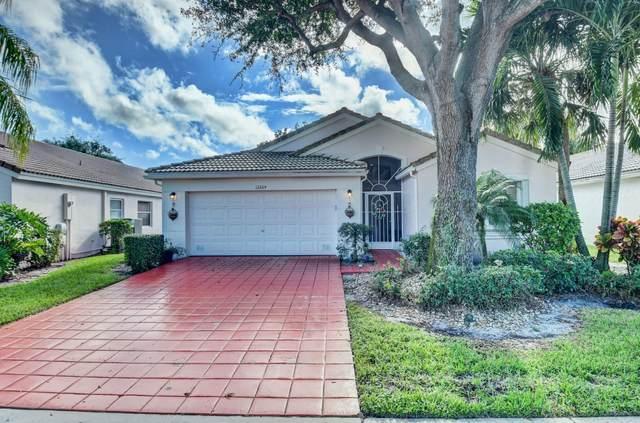 12664 Majestic Isles Drive, Boynton Beach, FL 33437 (#RX-10751239) :: Michael Kaufman Real Estate