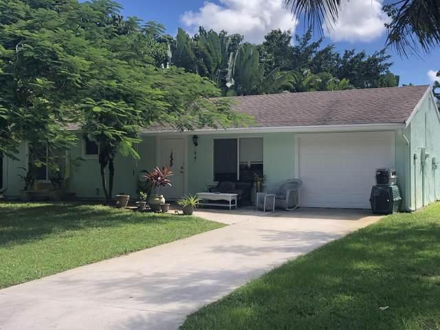 2025 SE New York Street, Port Saint Lucie, FL 34952 (#RX-10751273) :: Baron Real Estate