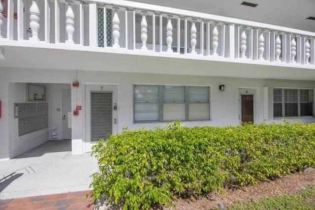 7 Farnham A, Deerfield Beach, FL 33442 (MLS #RX-10751492) :: Castelli Real Estate Services