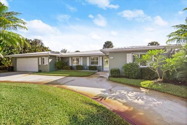 4143 NE Skyline Drive, Jensen Beach, FL 34957 (#RX-10751600) :: Baron Real Estate