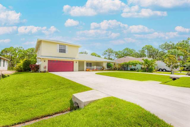 5873 NW Wesley Road, Port Saint Lucie, FL 34986 (#RX-10751788) :: Baron Real Estate