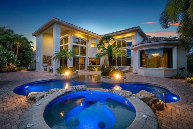 16264 Andalucia Lane, Delray Beach, FL 33446 (MLS #RX-10751817) :: Dalton Wade Real Estate Group