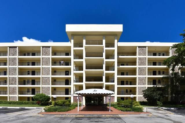 2751 N Palm Aire Drive #306, Pompano Beach, FL 33069 (#RX-10751898) :: Baron Real Estate