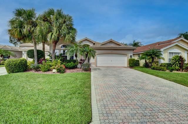 6416 Punta Rosa Drive, Delray Beach, FL 33446 (#RX-10751967) :: Michael Kaufman Real Estate